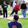 Opening Day, Cupertino National's 50th Season First Pitch